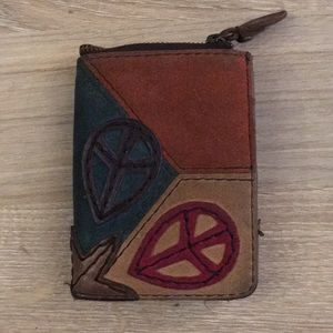 Lucky brand wallet, moderately used
